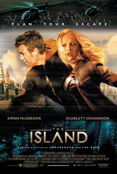 The Island © DreamWorks Studios. All Rights Reserved.