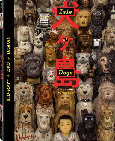 Isle of Dogs Blu-ray Review