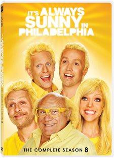 It's Always Sunny in Philadelphia: The Complete Season 8 DVD Review