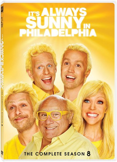 It's Always Sunny in Philadelphia: The Complete Season 8 DVD Review