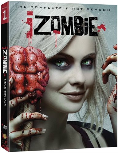 iZombie: The Complete First Season DVD Review