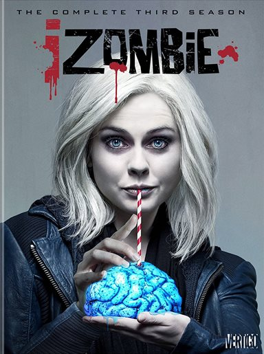 iZombie: The Complete Third Season DVD Review