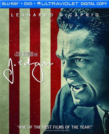 J. Edgar Blu-ray Review