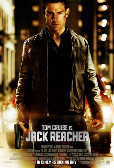 Jack Reacher Theatrical Review