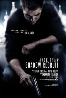 Jack Ryan: Shadow Recruit Theatrical Review
