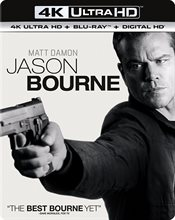Jason Bourne 4K Ultra HD Review