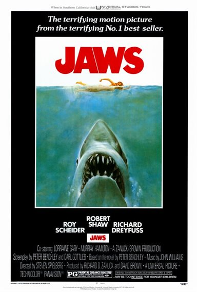 Jaws © Universal Pictures. All Rights Reserved.