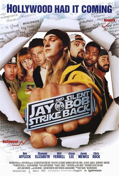 Jay and Silent Bob Strike Back © Dimension FIlms. All Rights Reserved.
