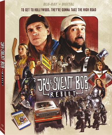 Jay and Silent Bob Reboot Blu-ray Review
