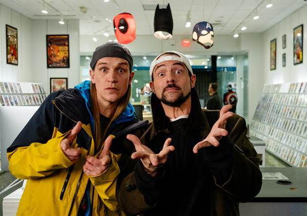 Jay and Silent Bob Reboot © Universal Pictures. All Rights Reserved.