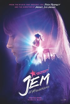 Jem and the Holograms Theatrical Review