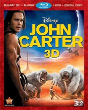 John Carter Blu-ray Review
