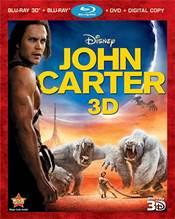 John Carter Blu-ray Review