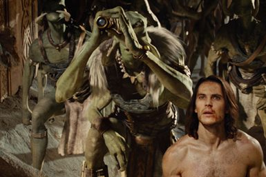 John Carter © Walt Disney Pictures. All Rights Reserved.
