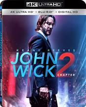 John Wick, Chapter 2 4K Ultra HD Review
