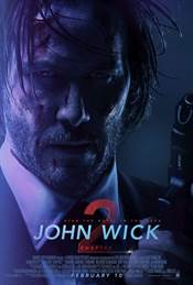 John Wick, Chapter 2 Theatrical Review