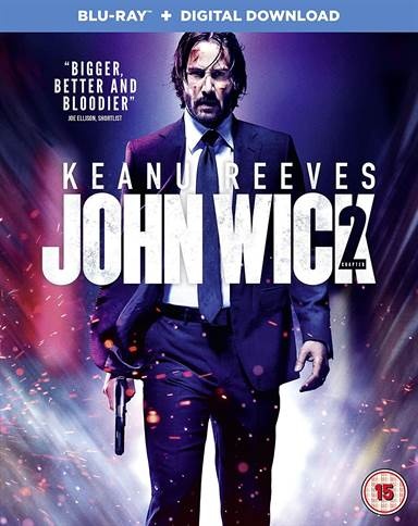 John Wick, Chapter 2 Blu-ray Review