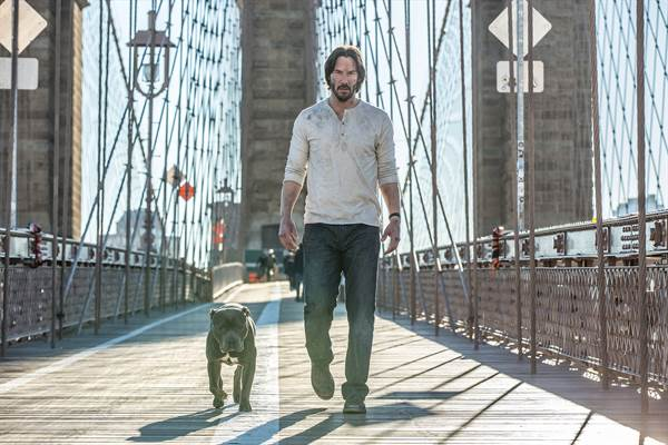 John Wick, Chapter 2 © Lionsgate. All Rights Reserved.