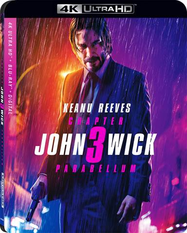 John Wick: Chapter 3 - Parabellum 4K Ultra HD Review