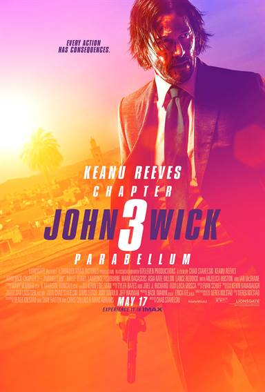 John Wick: Chapter 3 - Parabellum Theatrical Review