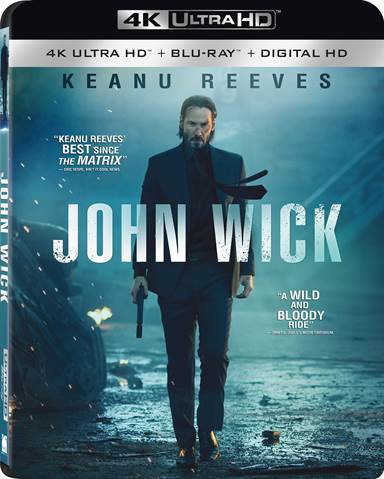 John Wick 4K Ultra HD Review