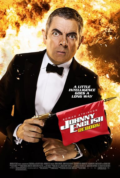 Johnny English Reborn © Universal Pictures. All Rights Reserved.