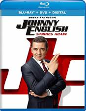Johnny English Strikes Again Blu-ray Review