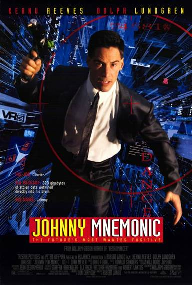 Johnny Mnemonic © TriStar Pictures. All Rights Reserved.