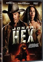 Jonah Hex DVD Review