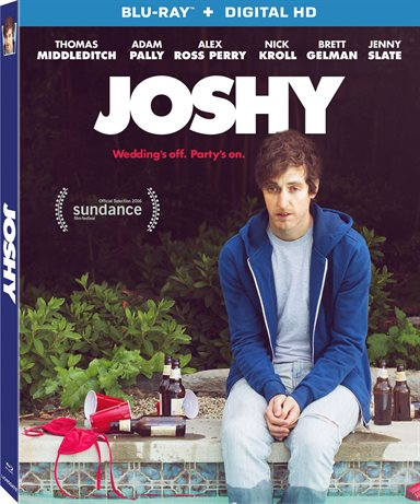Joshy Blu-ray Review