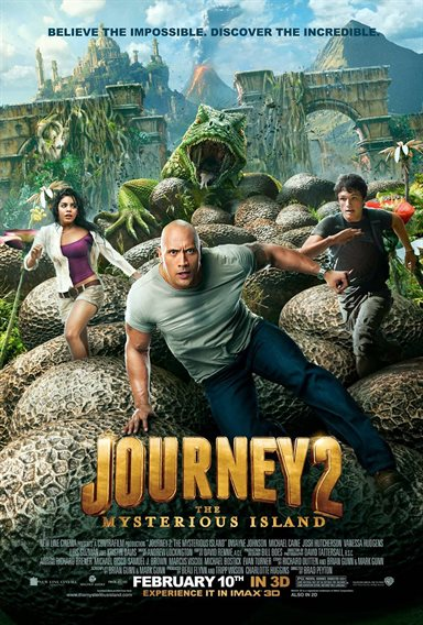 Journey 2: The Mysterious Island © New Line Cinema. All Rights Reserved.