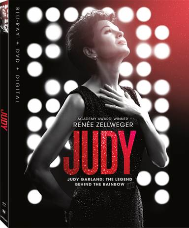 Judy Blu-ray Review