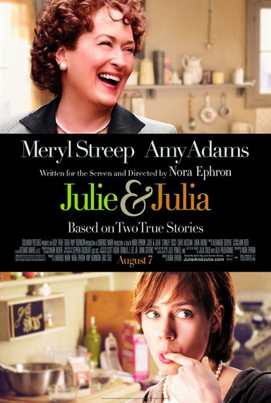 Julie & Julia Theatrical Review