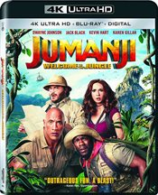 Jumanji: Welcome to the Jungle 4K Ultra HD Review