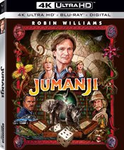 Jumanji 4K Ultra HD Review