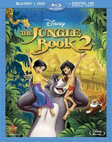 Jungle Book 2 Blu-ray Review