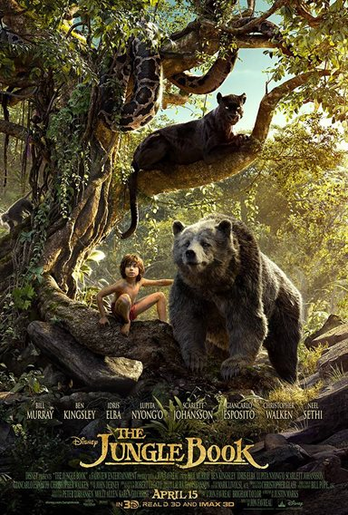 The Jungle Book © Walt Disney Pictures. All Rights Reserved.