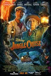 Jungle Cruise Theatrical Review
