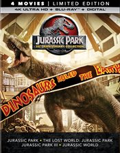Jurassic Park 4K Ultra HD Review