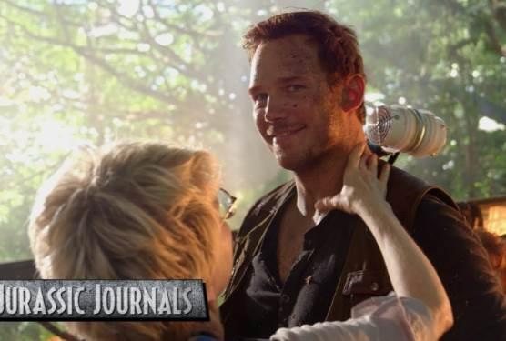 Jurassic Journals #2