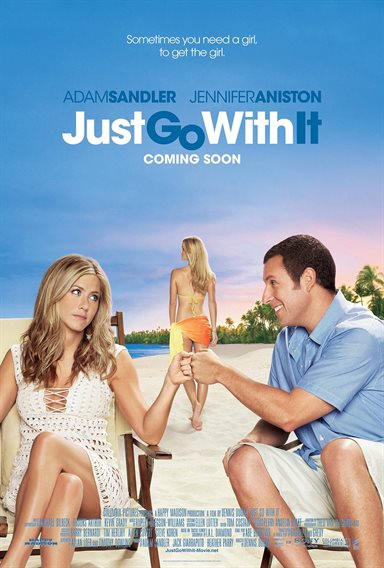 Just Go With It 2011 News Trailers Music Quotes Trivia
