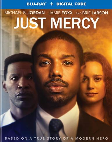 Just Mercy Blu-ray Review