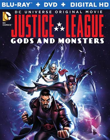 Justice League: Gods and Monsters Blu-ray Review