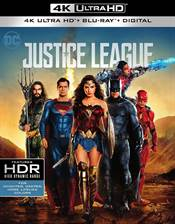 Justice League 4K Ultra HD Review