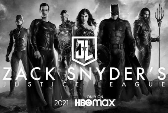#ReleaseTheSnyderCut | Only On HBO Max 2021