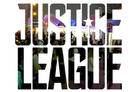 Justice League at SXSW 2018
