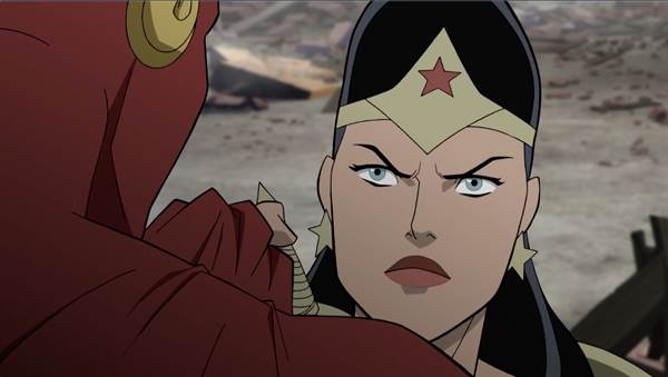 Justice Society: World War II © Warner Bros.. All Rights Reserved.