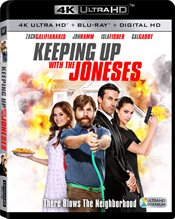 Keeping Up With The Joneses 4K Ultra HD Review