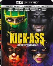 Kick-Ass 4K Ultra HD Review