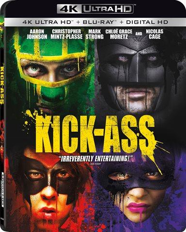 Kick-Ass 4K Ultra HD Review